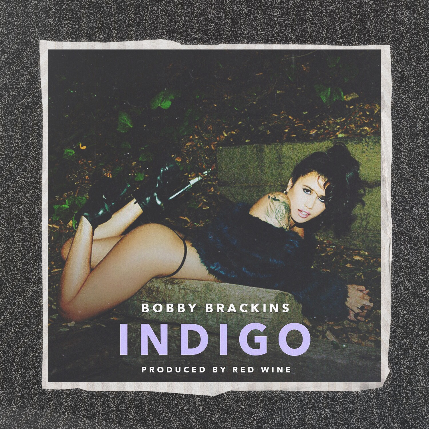 Bobby Brackins - INDIGO - Cover Artwork