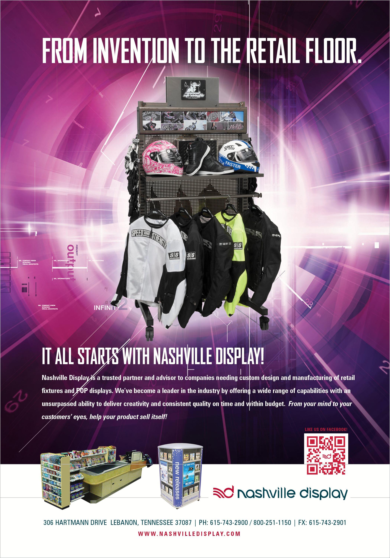 Nashville Display Invention Ad
