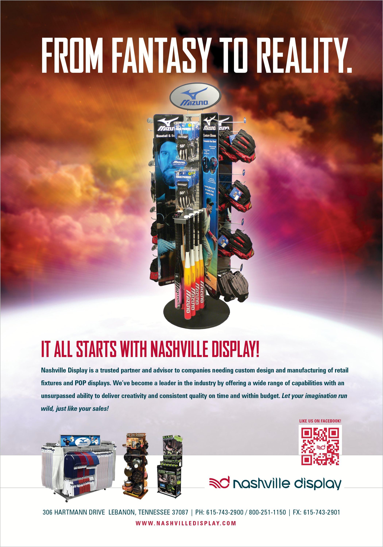 Nashville Display Fantasy Ad