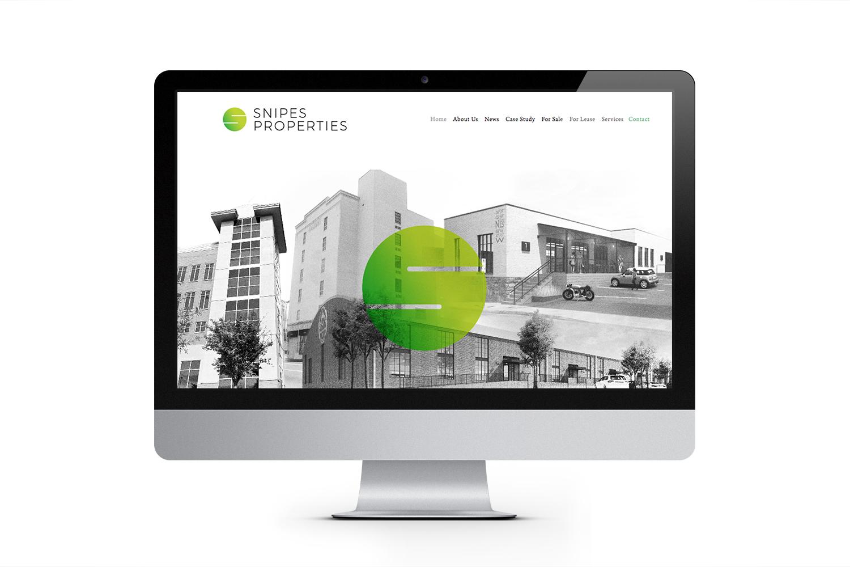Snipes Properties Website