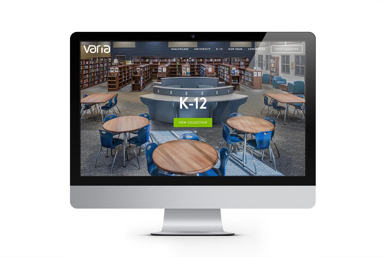 Varia Website