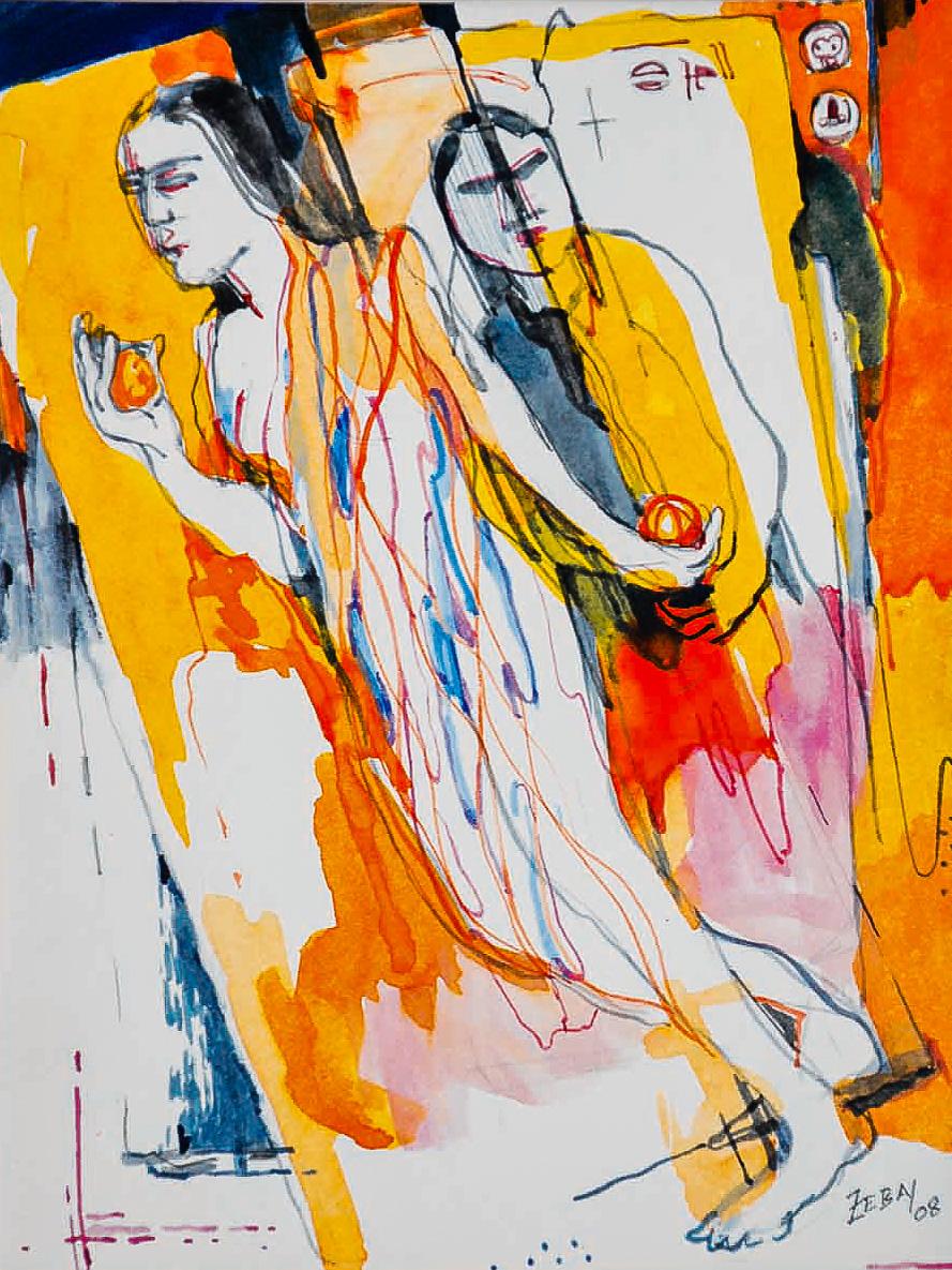 Fareha Zeba, Untitled-3