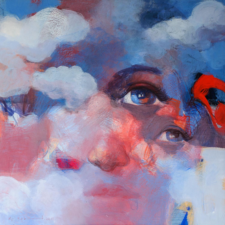 """Krishnokoli"", Artist: Mohammad Iqbal"