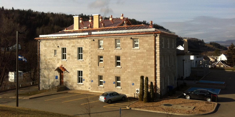 Client: Société immobilière du Québec (SIQ)