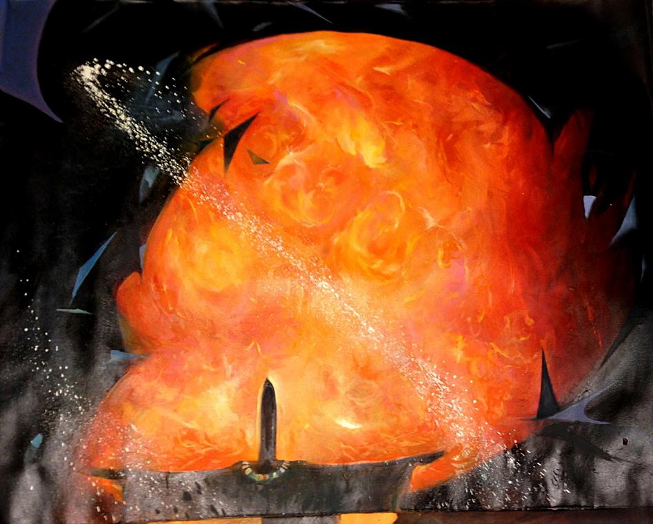 MY BURNING DESIRE (2011)