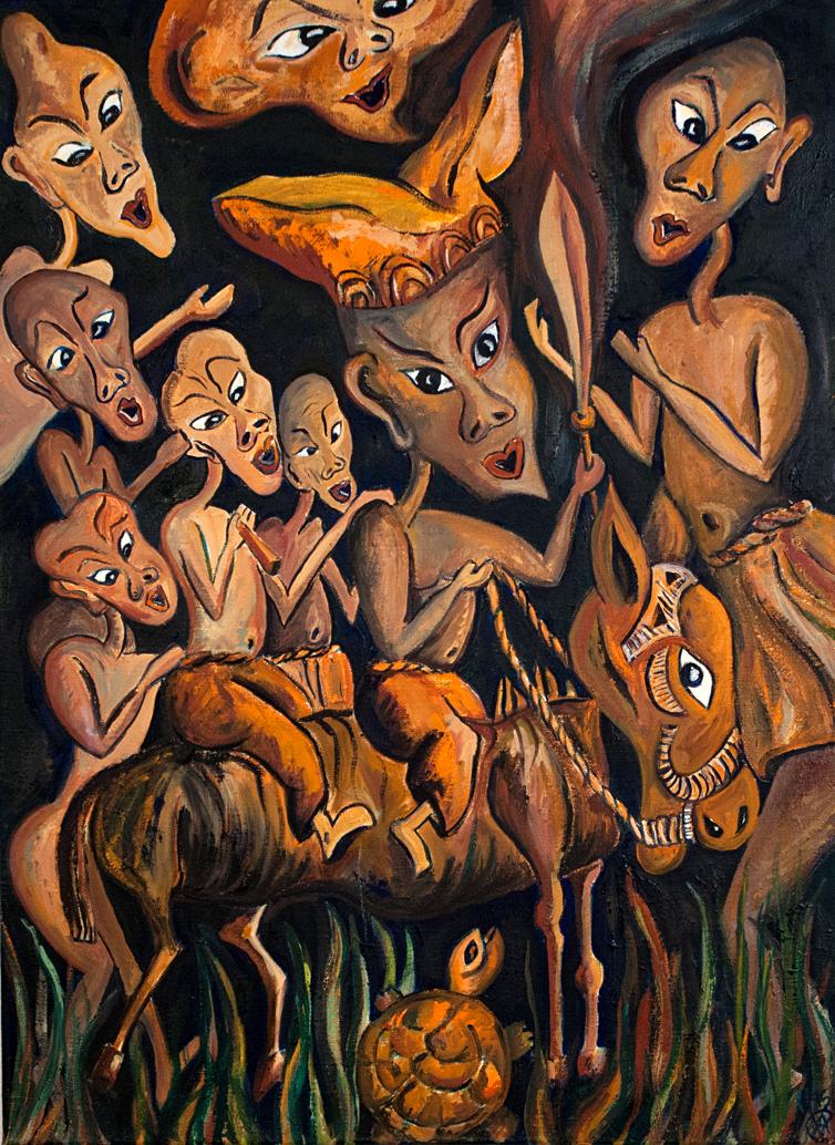 AN AFRICAN TALE (1995)