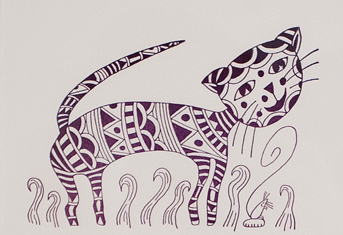 MOGH BA, CAT | PURPLE (2009)