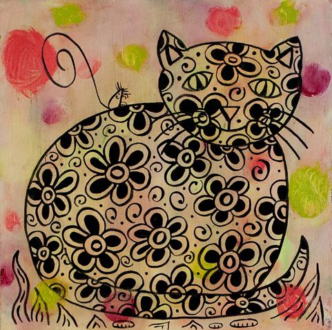SQUINT EYED CAT (2012)