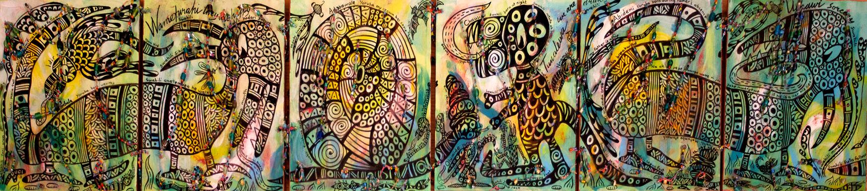 WAKARUKARUKA | AN ARTIST BOOK (2013)