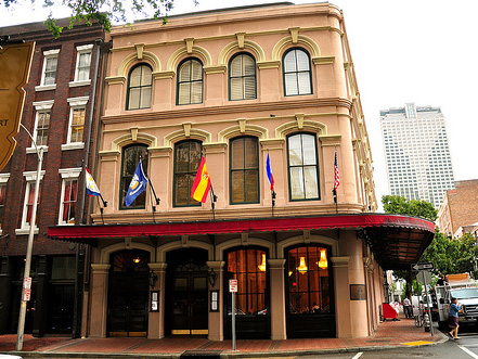 John Besh's Restaurant August