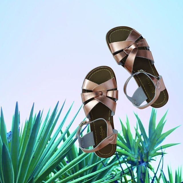 Spring is in the air and we want everyone to know we have the rose gold Saltwater sandals in stock for little ones and up to size 11 women's.  We also have a great selection of many other colors and styles to choose from so come on in or place an order with us through DM.  Thanks for supporting local #vocallocal #saltwatersandals #lehimain #eastershoes #spring #localfirst #rosegoldsandals #itswarmingup #utahspring #instagood