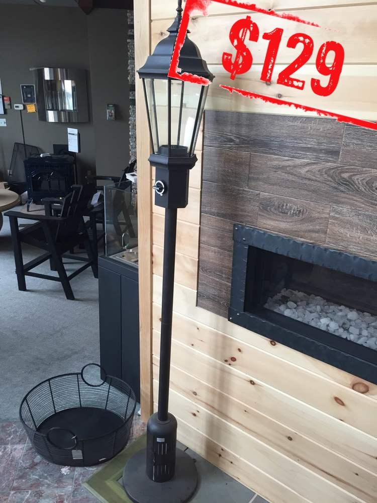 Outdoor Gas Lamp (LP) by  Outdoor GreatRoom