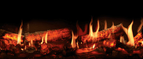 Realistic Electric Fireplaces