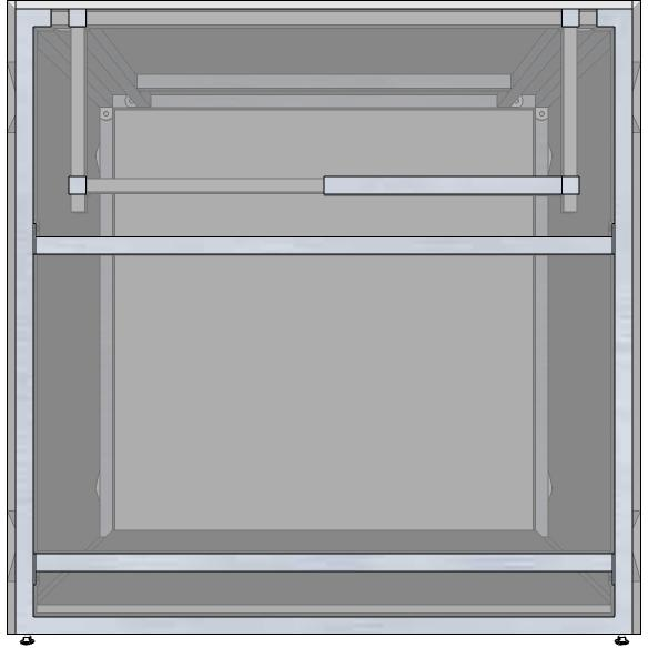 36'' Appliance And Storage Cabinet
