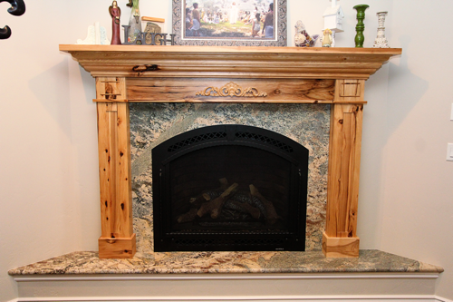 Fireplace Mantels Non Combustible By Hearth