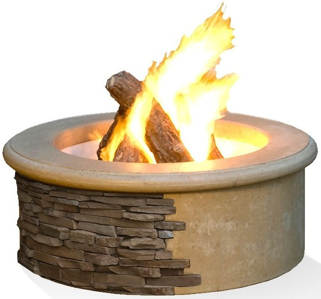 CONTRACTOR FIRE PIT