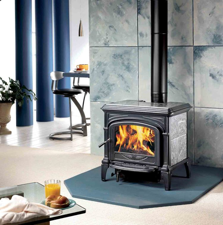Hearthstone Wood Stoves | Godby Hearth and Home
