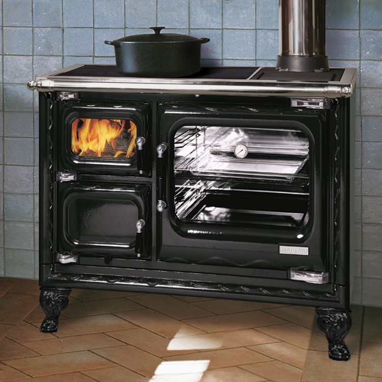 Deva 8220 Wood Burning Cookstove