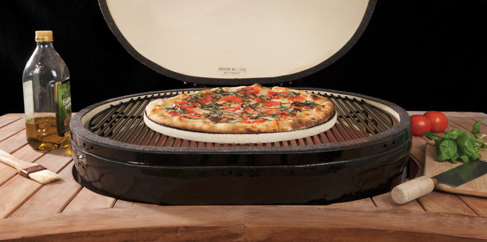 Primo Oval LG Pizza Stone