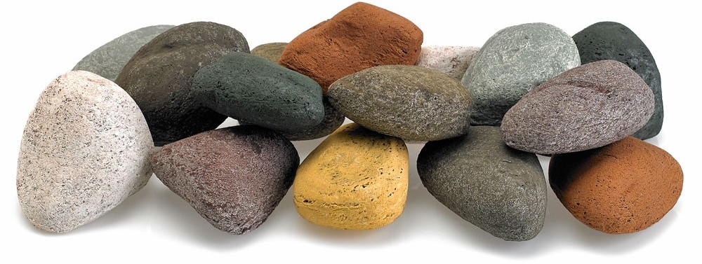 Pebble Beach Stones