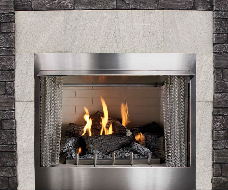 OP42FP Traditional Fireplace