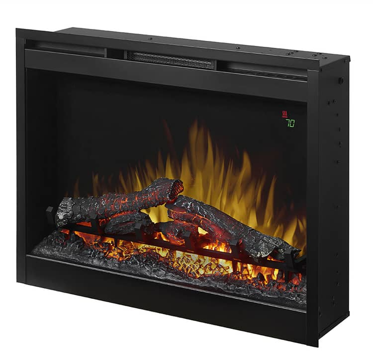 26'' Electric Firebox