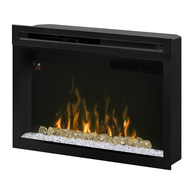 33'' Muti-Fire XD Linear Fireplace
