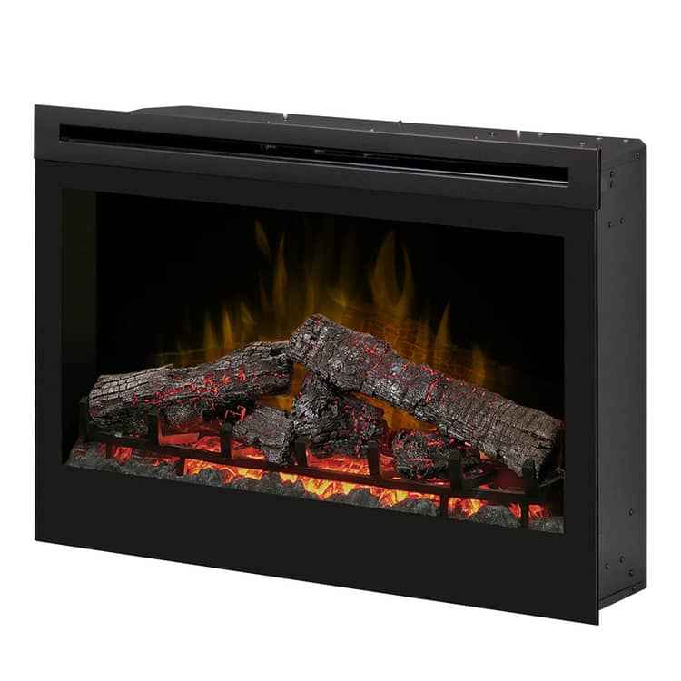 33'' Self Trimming Fireplace