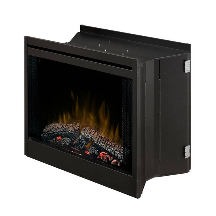 39'' Two Sided Fireplace