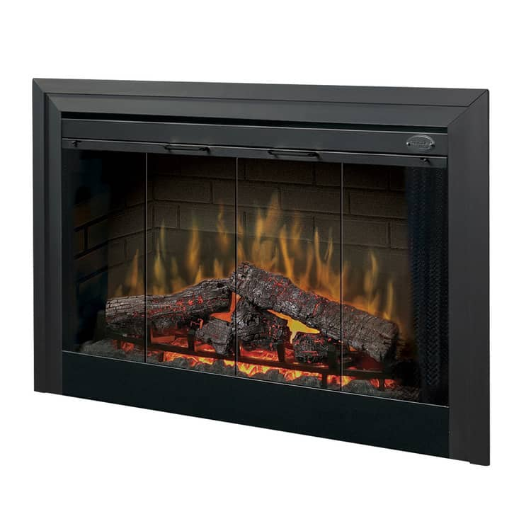 45'' Deluxe Fireplace