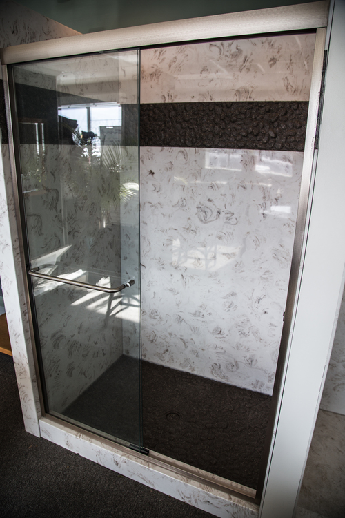 Shower Stall (Marblecast)
