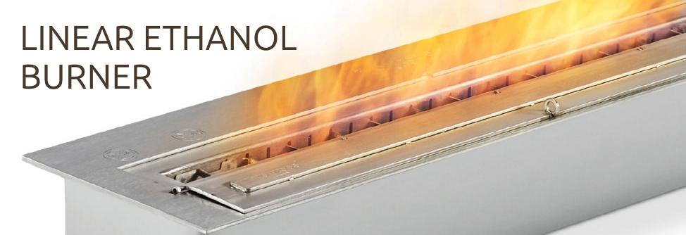 brown jordan fires linear ethanol burner pan