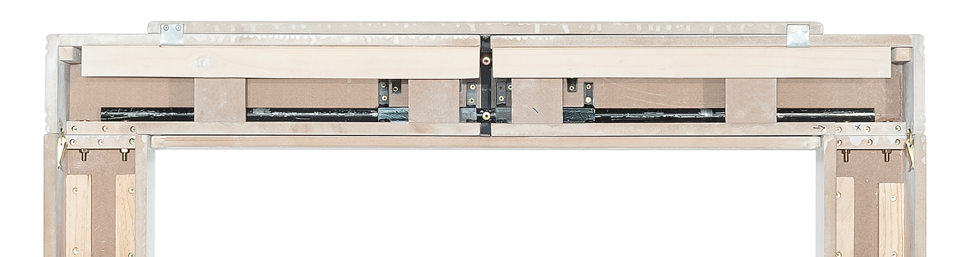 pearl mantels expandable Emory surround