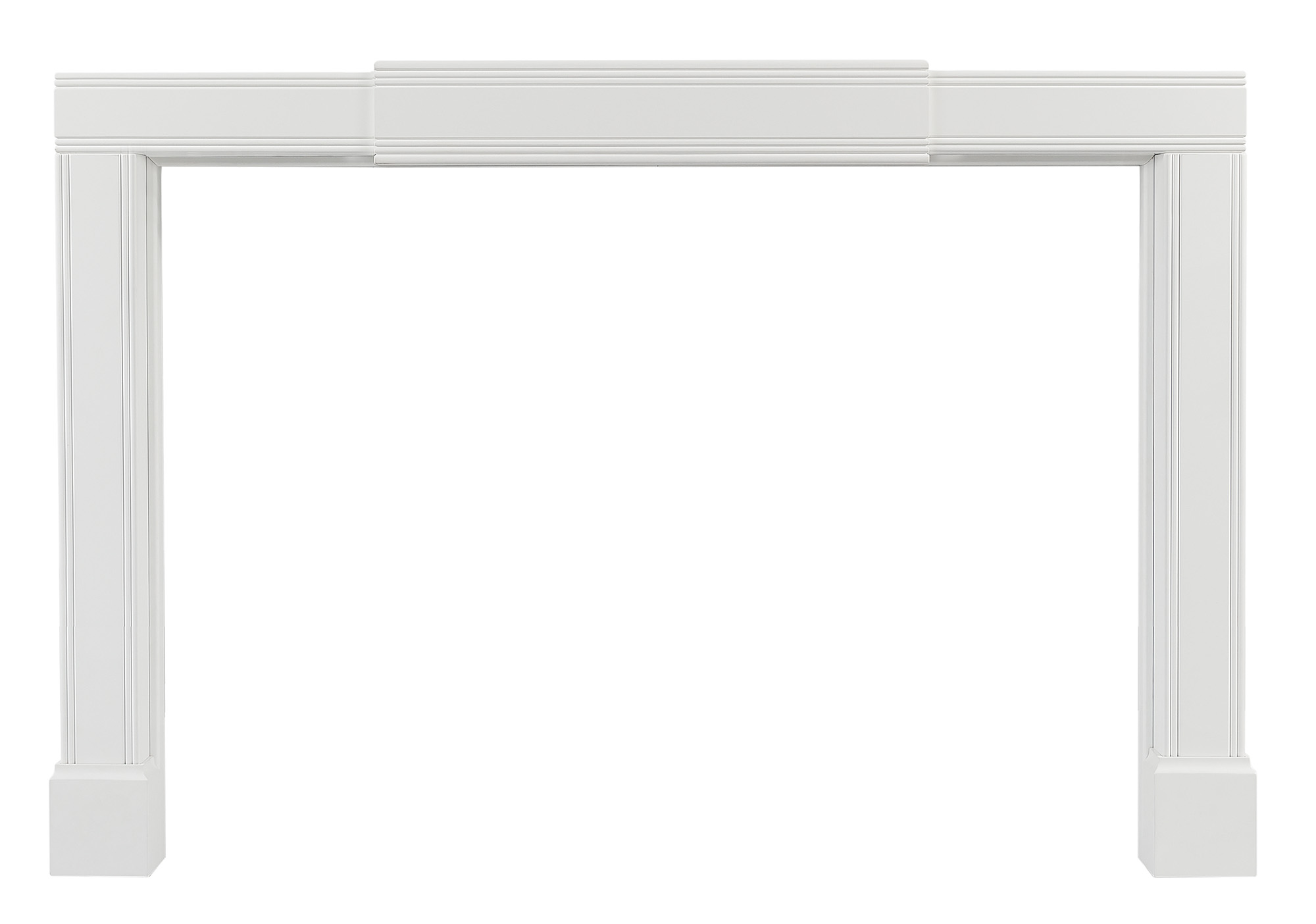 pearl mantels expandable emory surround front open