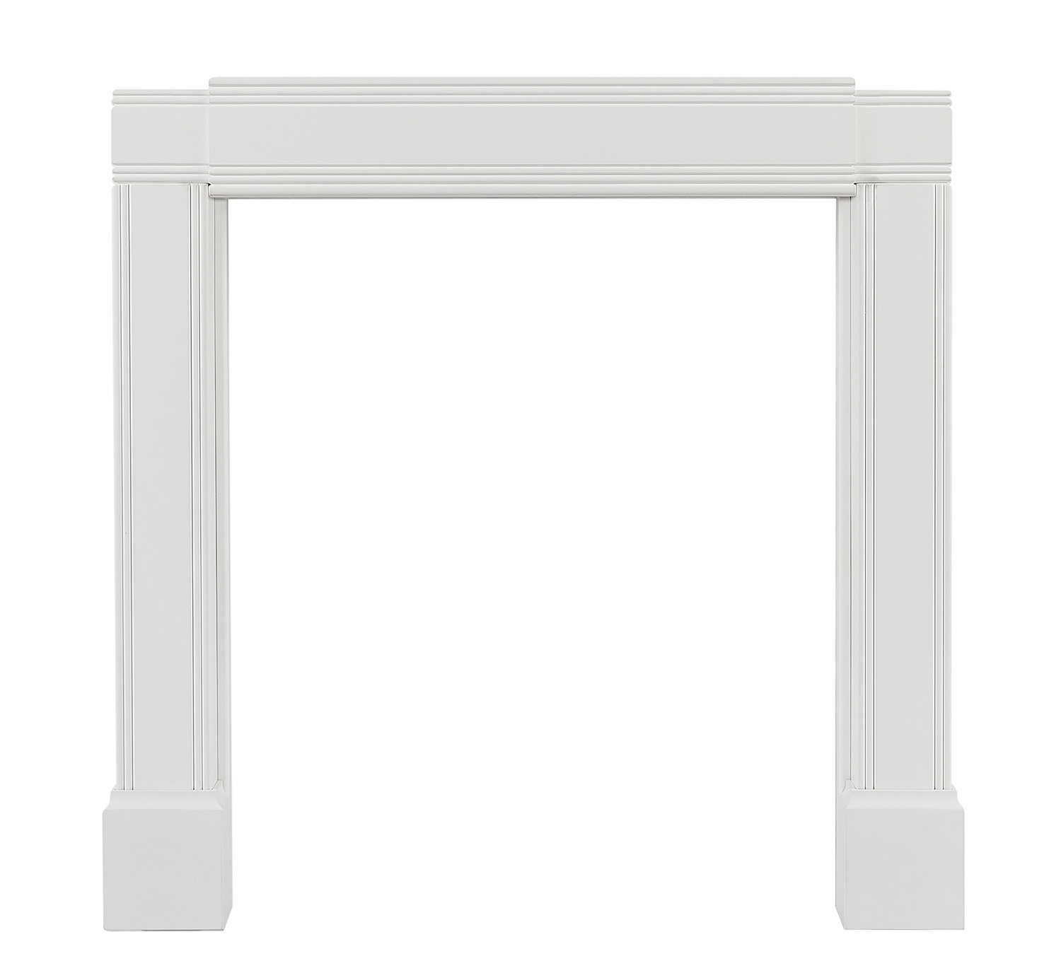 pearl mantels expandable emory surround front closed