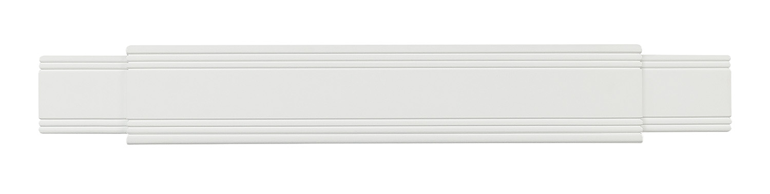 pearl mantels expandable mdf emory shelf mantel front closed
