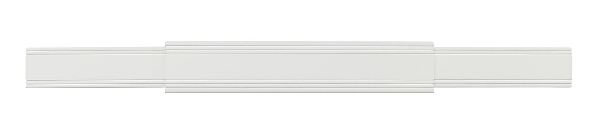 pearl mantels expandable mdf emory shelf front open