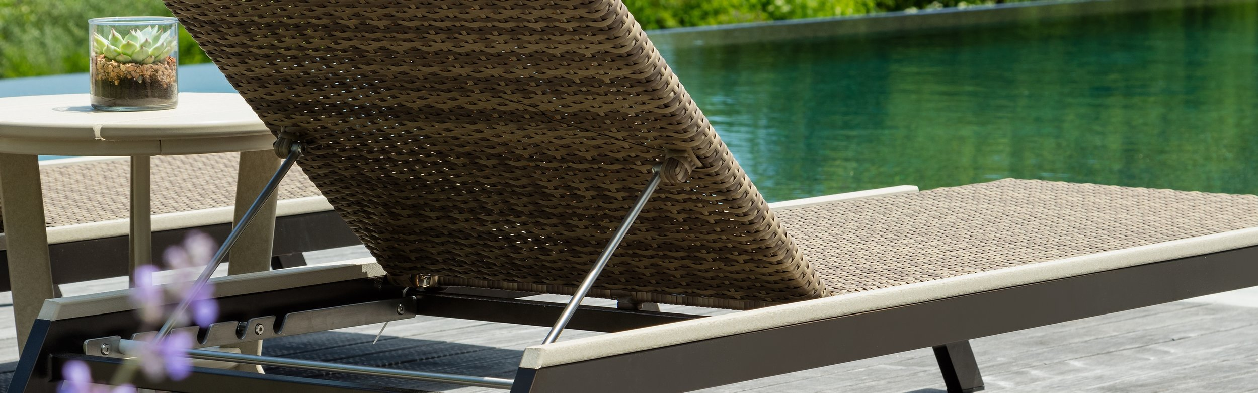 Poolside Chaise Chairs