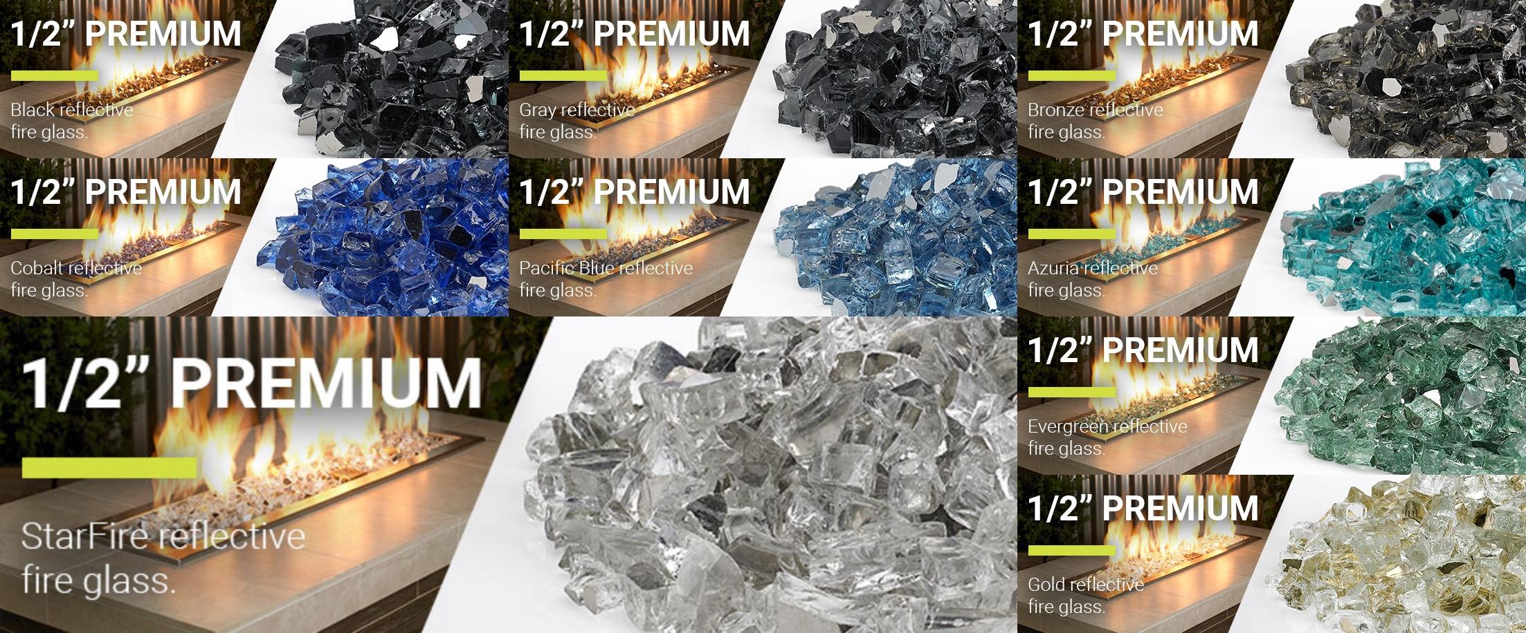 """1/2"""" Premium Collection"""