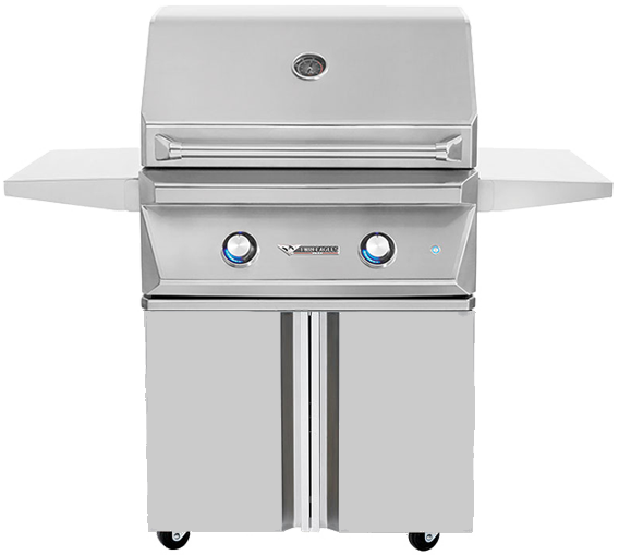 """30"""" Grill with Cabinet Doors [TEGB30-B]"""