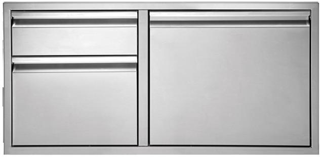 DOOR/TWO DRAWER COMBO [TEDD422-B]