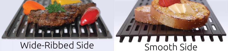 phoenix gas grills reversible searmagic cooking grids