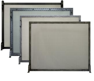 Custom Rectangular Screens
