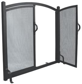 Custom Working Door Screens