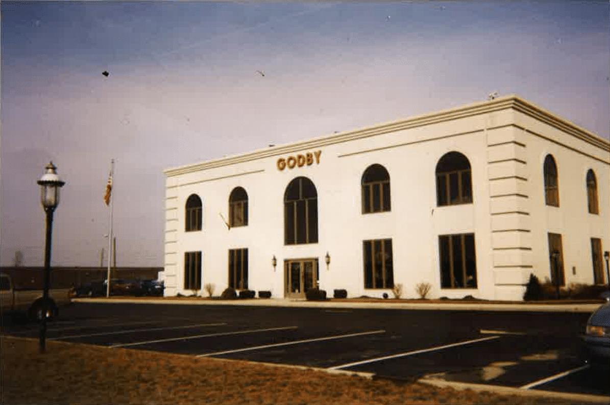 Godby in 1987