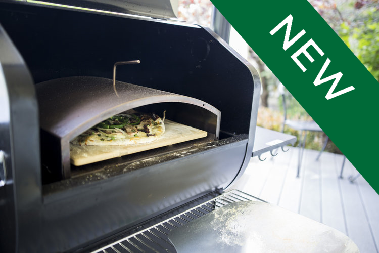 New Wood Fired Pizza Attachment Grill