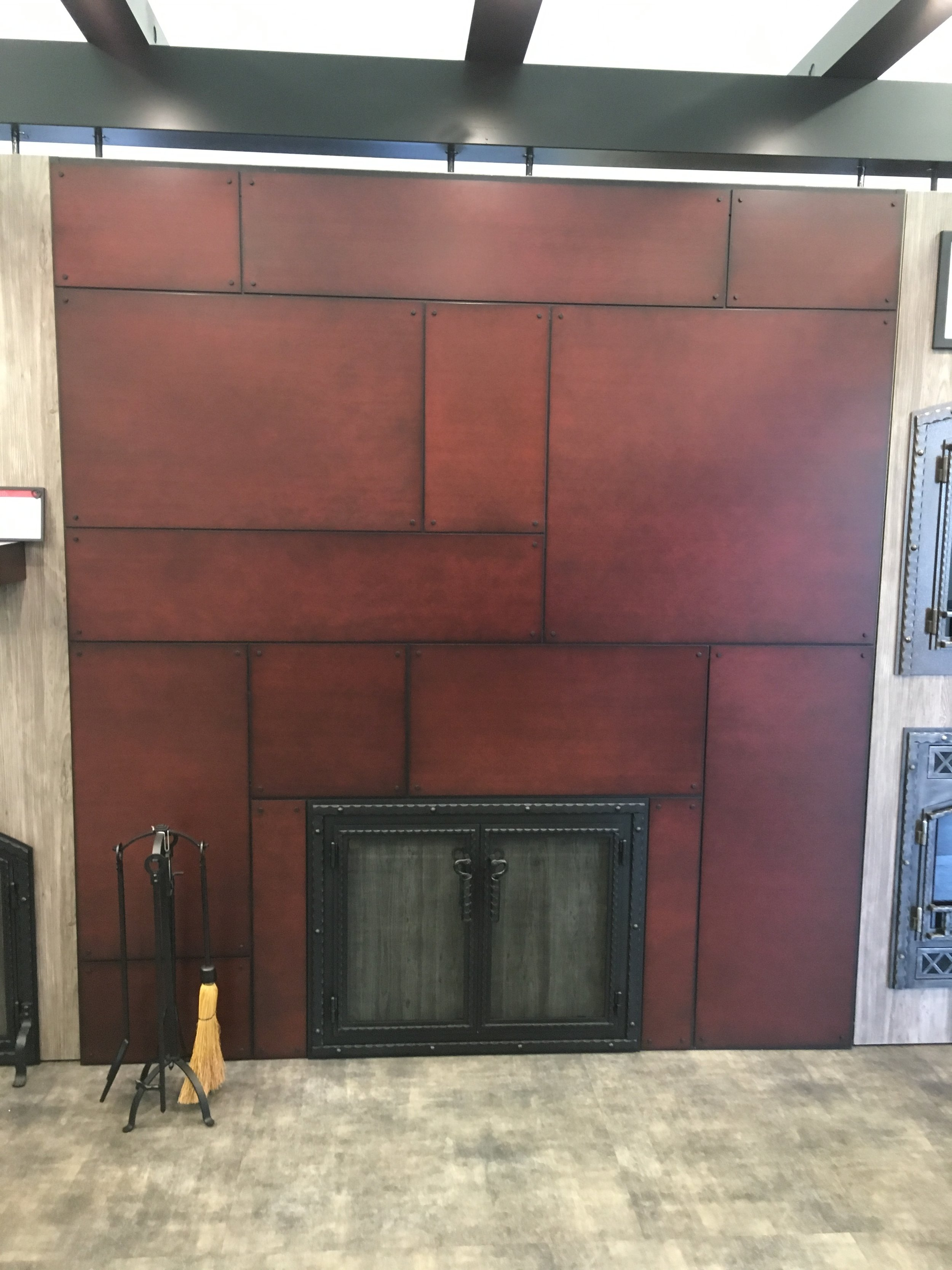 Dimensional Wall System - Antique Red.JPG