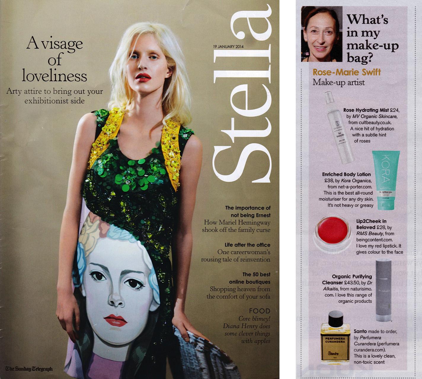 Stella Magazine - January 2014