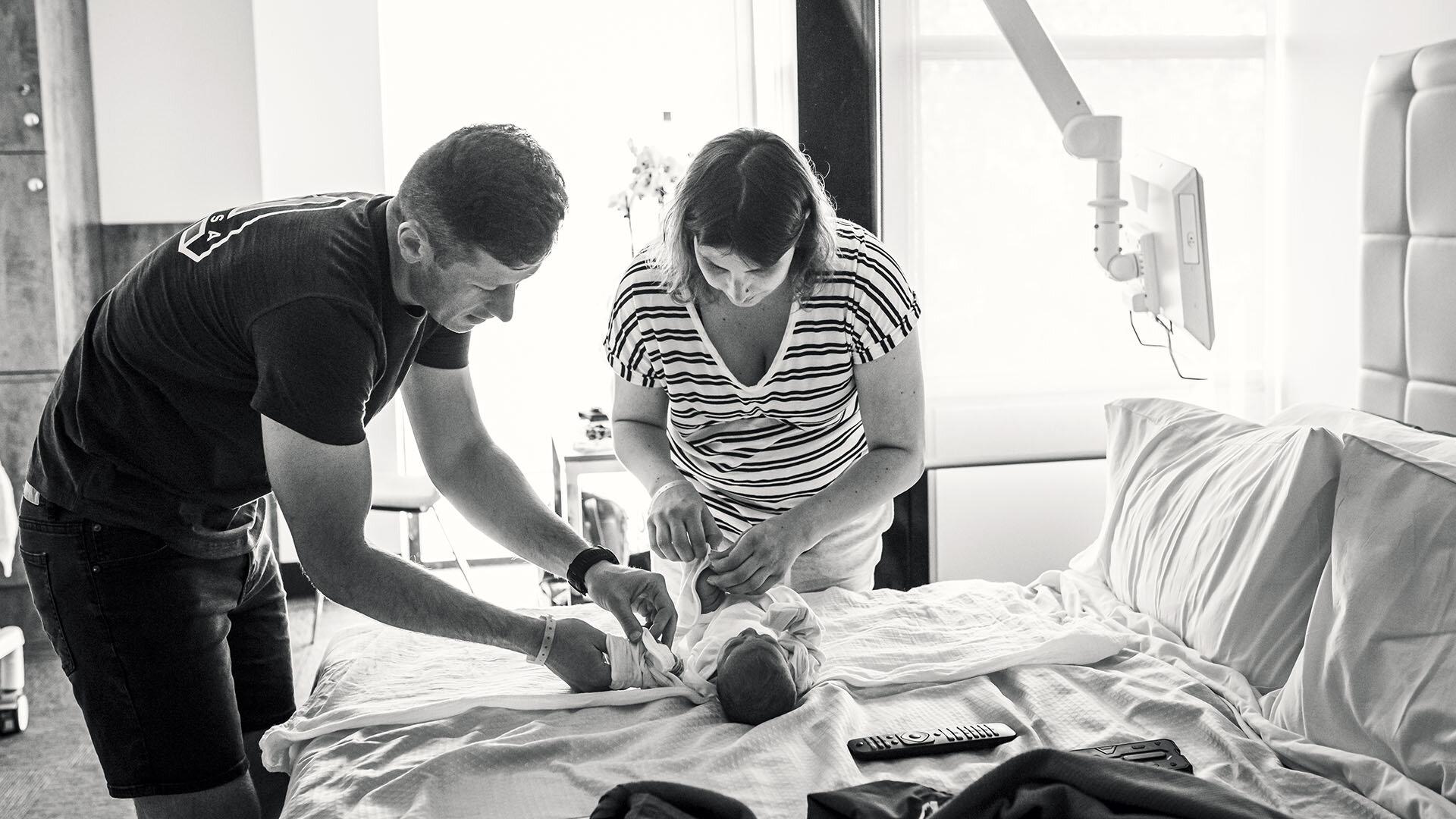 Preparing for a hospital birth