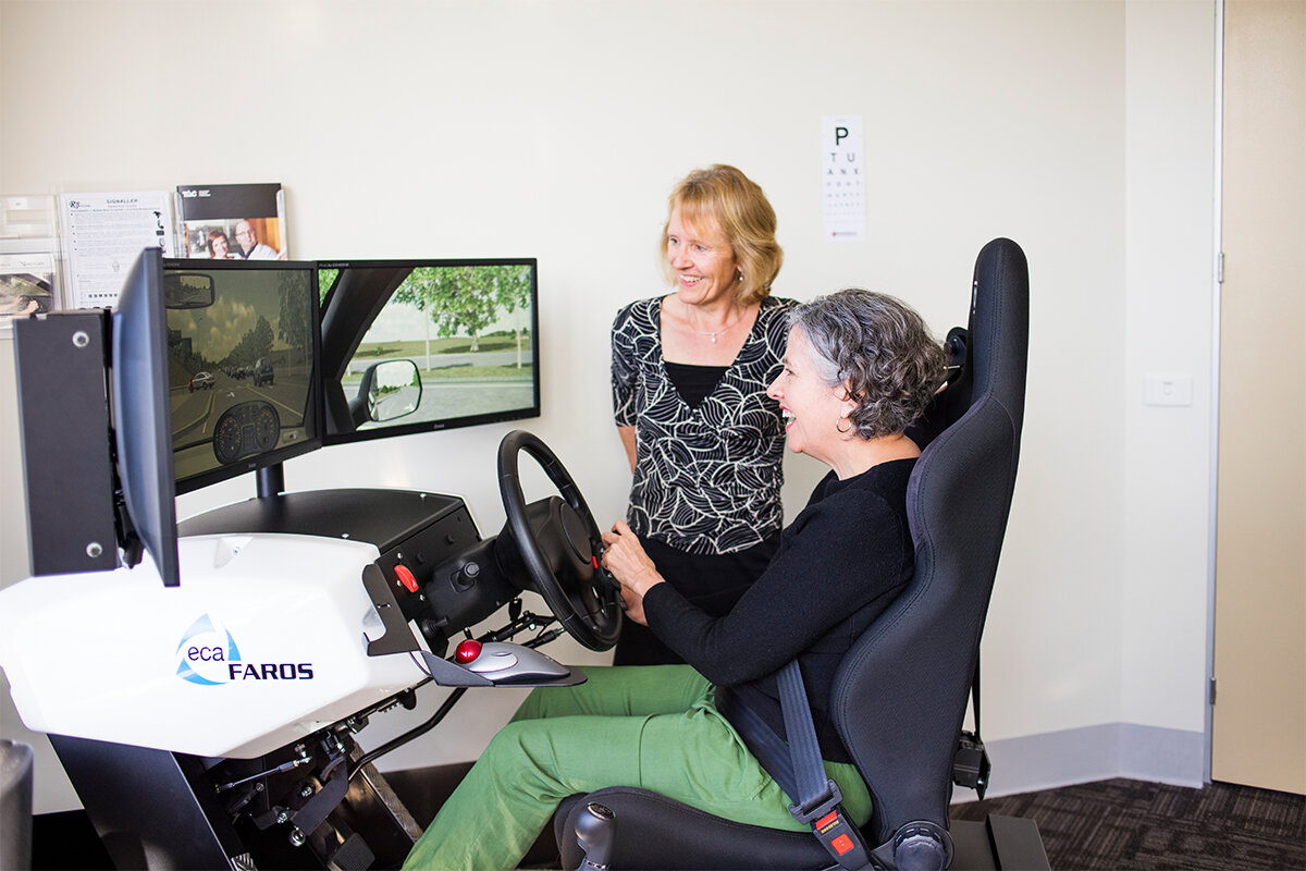 Safely returning to driving after illness or injury
